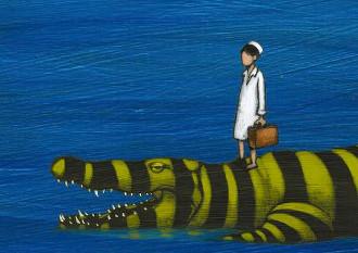 10.03 – Nel mare ci sono i coccodrilli