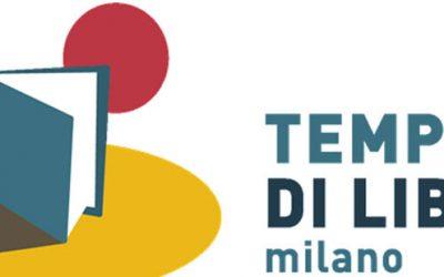 Milano, fiera del libro.