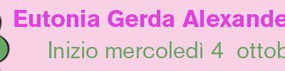 Eutonia Gerda Alexander