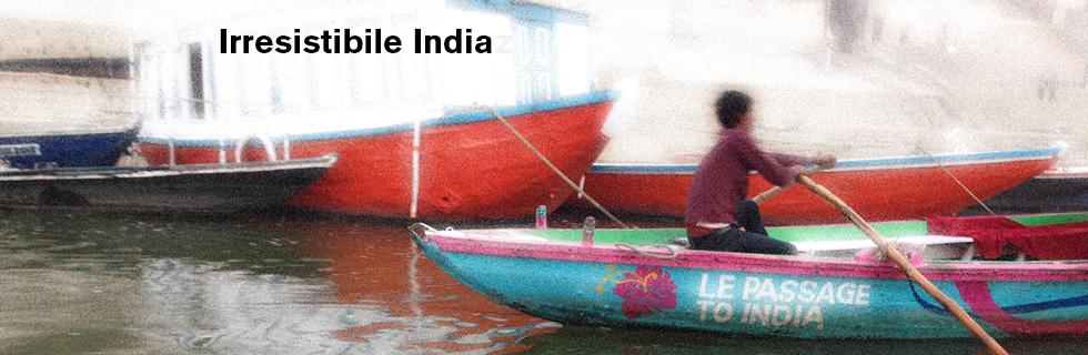 Irresistibile India